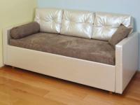Krevet za spavanje - garnitura za sjedenje - krevet s prostorom za posteljinu Tanja 190/200x90  cm