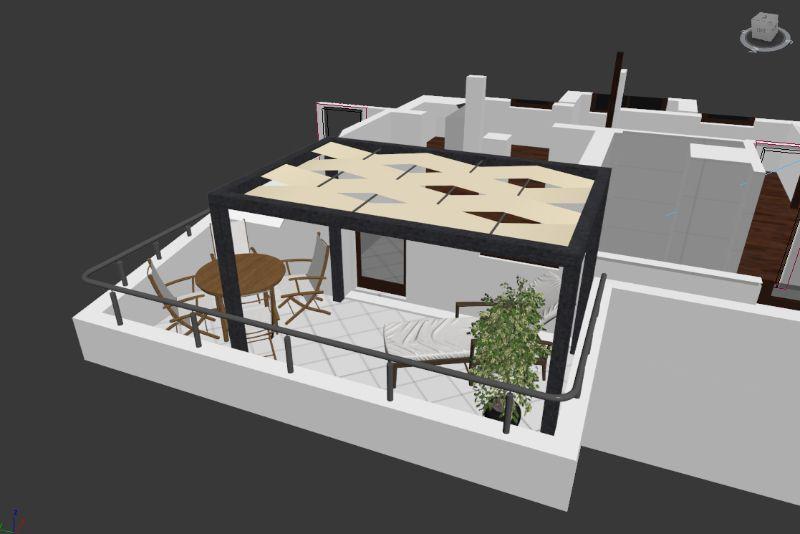 4-dizajn-interijera-uredjenje-doma-projekt-interijera-terasa-uredjenje interijera potkrovlja