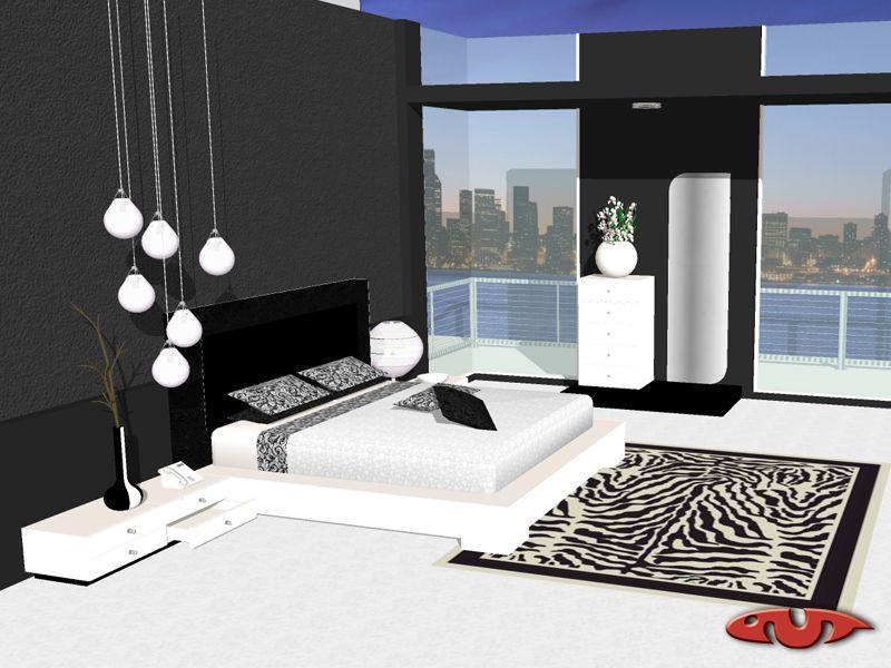 Projekt spavaća soba